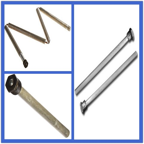 Water Heater Magnesium Anode Rod