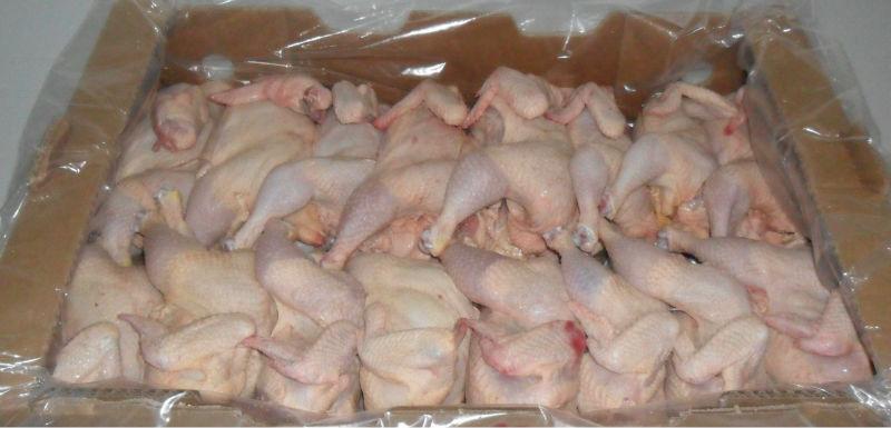 Halal Frozen Chicken Leg Quarters For Export Sale