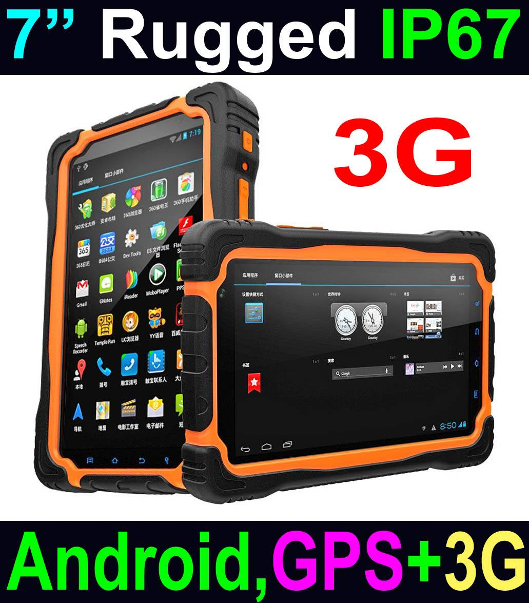 China Cheap 7inch Dual Core Ip67 Tough Android Tablet Pc With 3g And Am Fm Radio Pcb Circuit Board View Pcba Gps