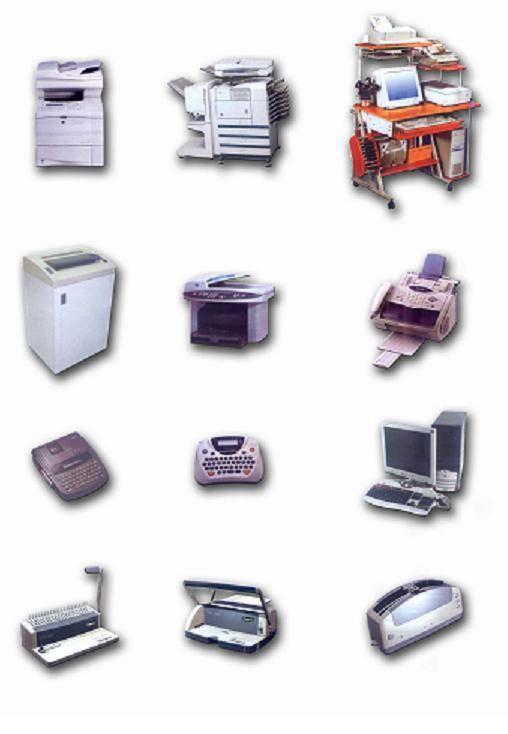 Office Equipments Office Machinery Office Supplies Renz Binding Fellowes Binding GBC Binding