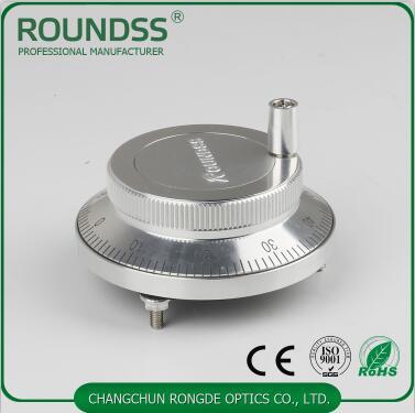 RHC80.1 Metal 25 ppr 100 ppr 5V dc manual pulse generator