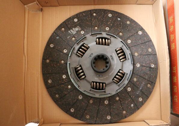 HOWO 430mm C type Clutch disc WG9114160020