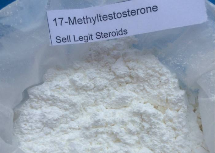 17-Methyltestosterone Raw Powder with High Quality
