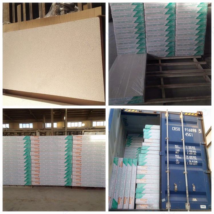 suspended ceilings mineral board insulation