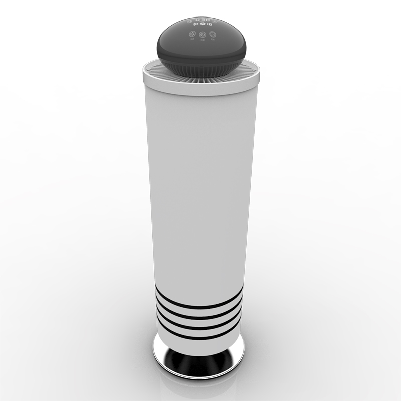 Air purifier ion cleaner with HEPA filter LAF8009