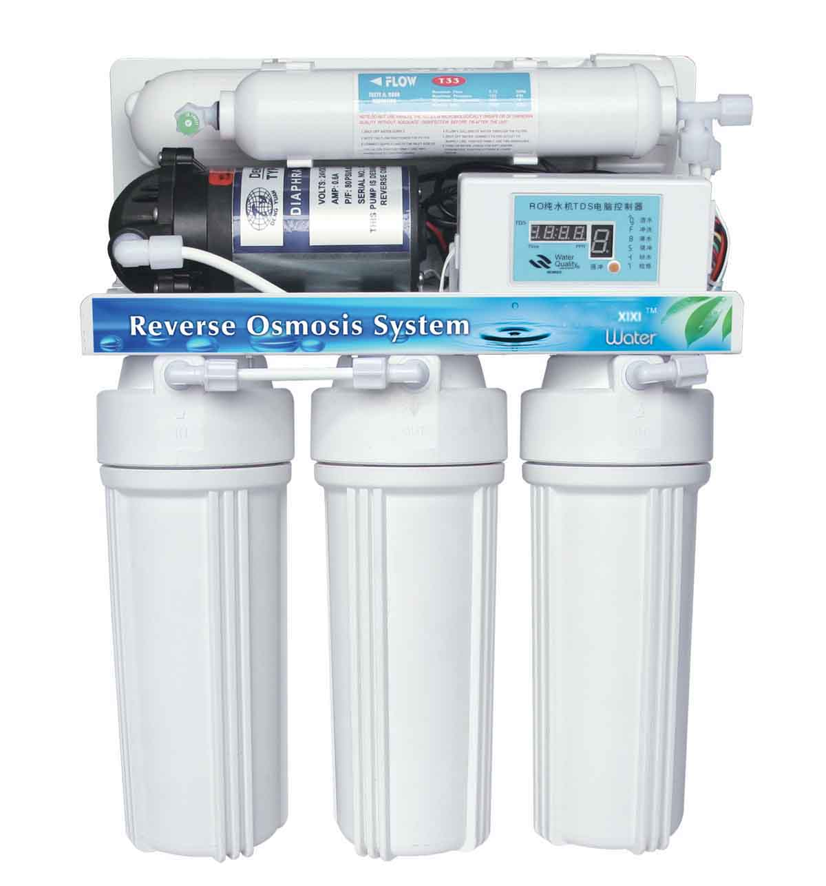 XIXI Wholesale Durable 50 75 100 gpd Reverse Osmosis Water Filter For Home