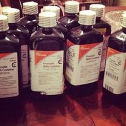 Actavis and Hitech prometh cough syrup