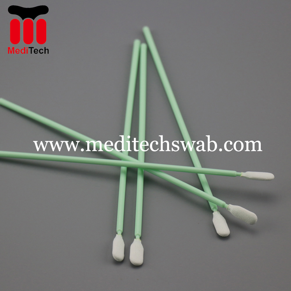 Long cleaning swabs