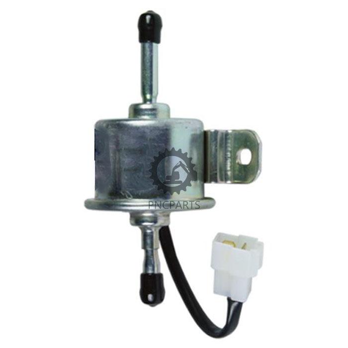 Yanmar 4TNV94 Electric Fuel Pump 129612-52100, 12V/24V
