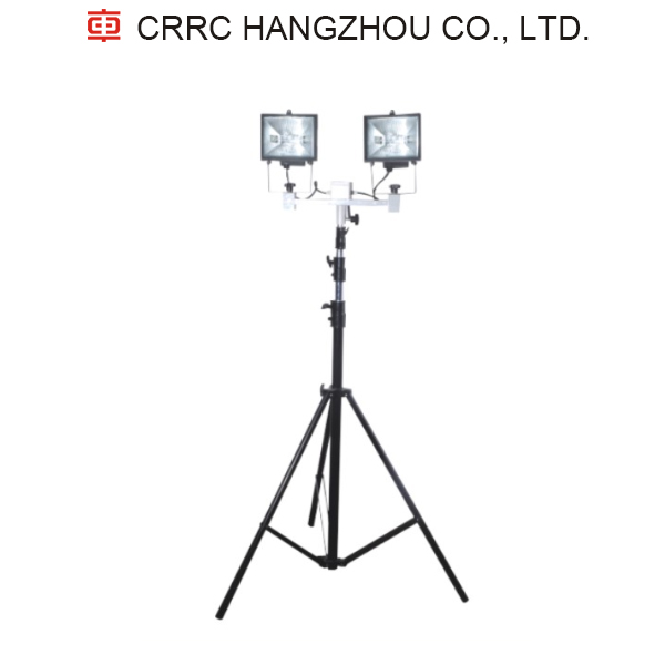 CRRC 235W HID scalable high mast emergency rechargeable portable stadium light tower