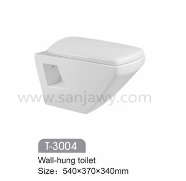 ceramic sanitary ware bathroom wall hung water closet wc toilet
