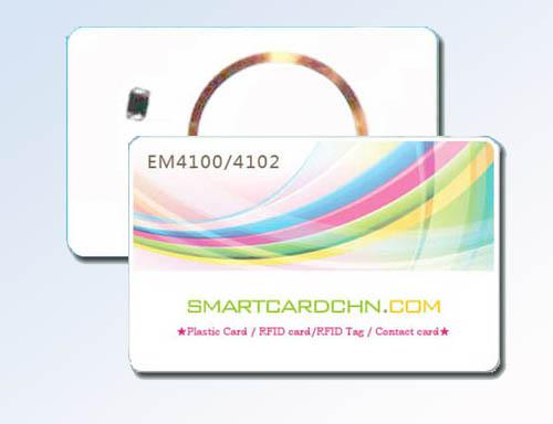 integrated circuit card EM4100