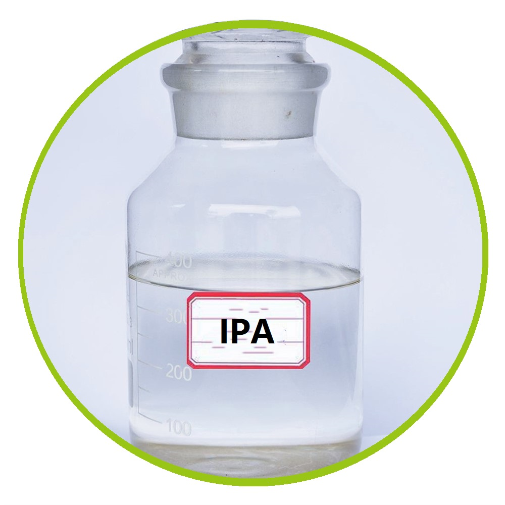 Isopropyl alcohol IPA 99.9% China factory low price