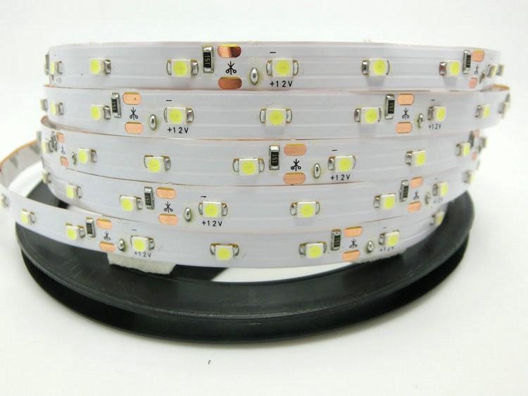 3528 SMD LED strip 12V flexible light 60 led/m,white/white warm/blue/green/red/yellow