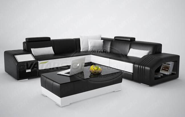 germany living room corner sofa - VATAR Furniture Industrial Co ...