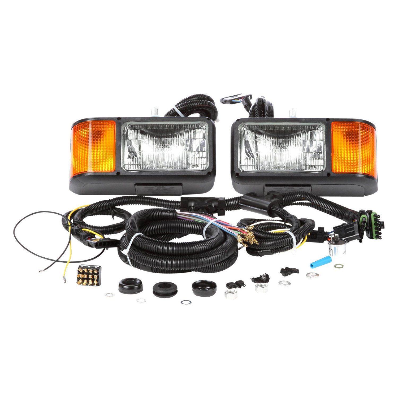 truck marker light outdoor round shape high lumen led flood light with best price