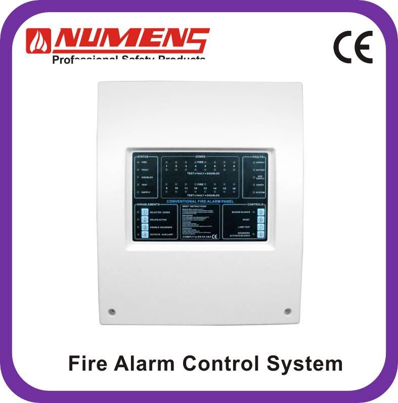 Numens 4002-01 16-zone Non-addressble Fire Alarm Control Panel ...