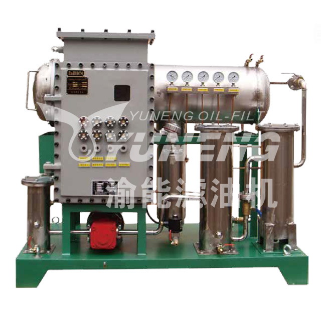 Explosion-proof filter oil machine series