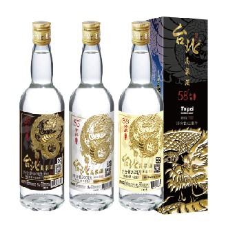 Taipei Kaoliang Liquor