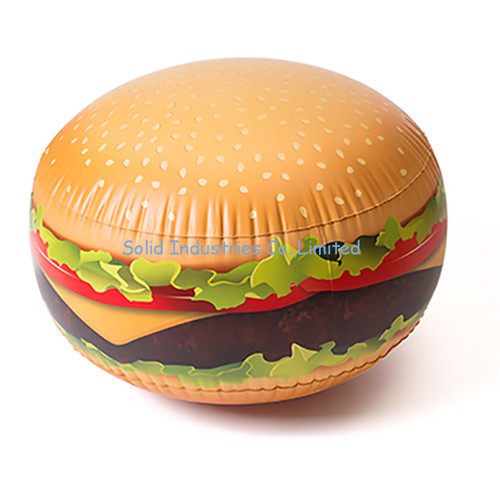 Advertising inflatable Hamburger for Promotional