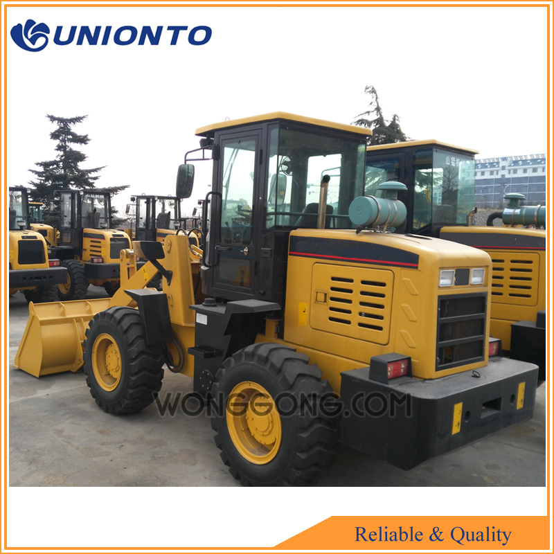 UNIONTO-826 small wheel loader for sales