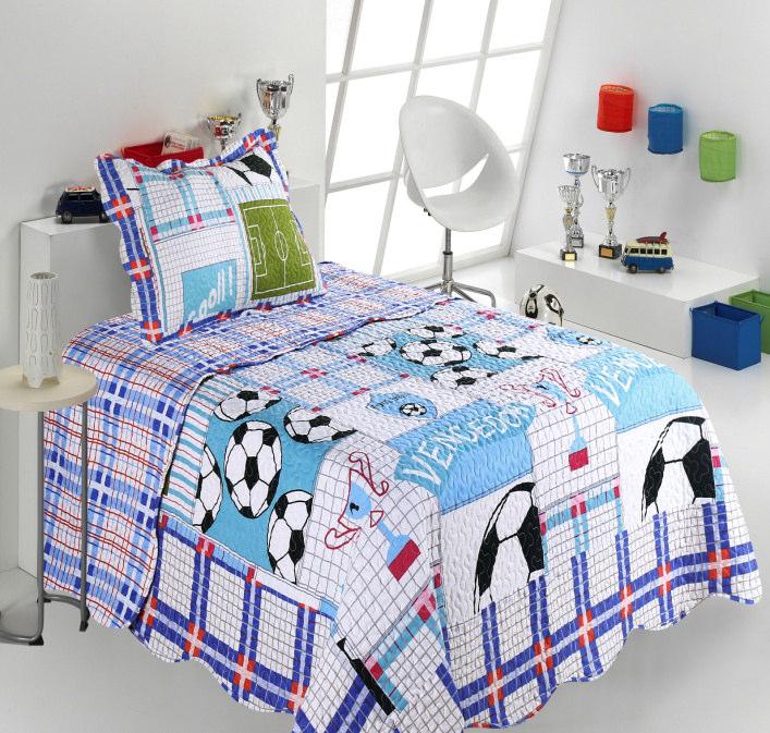 New boy bedspread-H&J Industrial