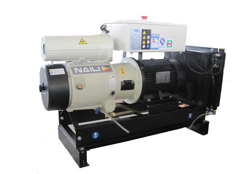 Industrial Vane Air Compressor