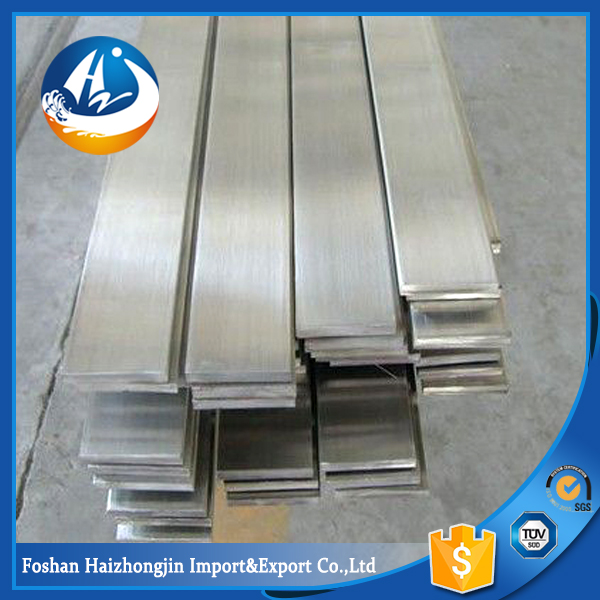 316 stainless steel flat bar with round edge import