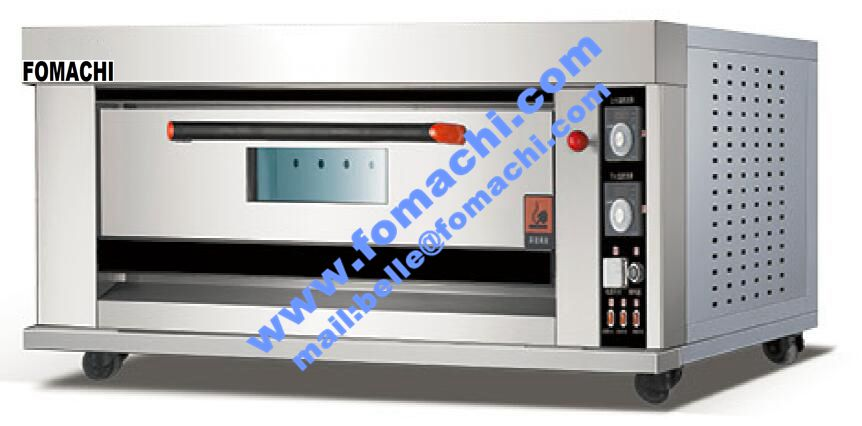 Electric Deck Oven 1 Deck 2 Trays FMX-O120A