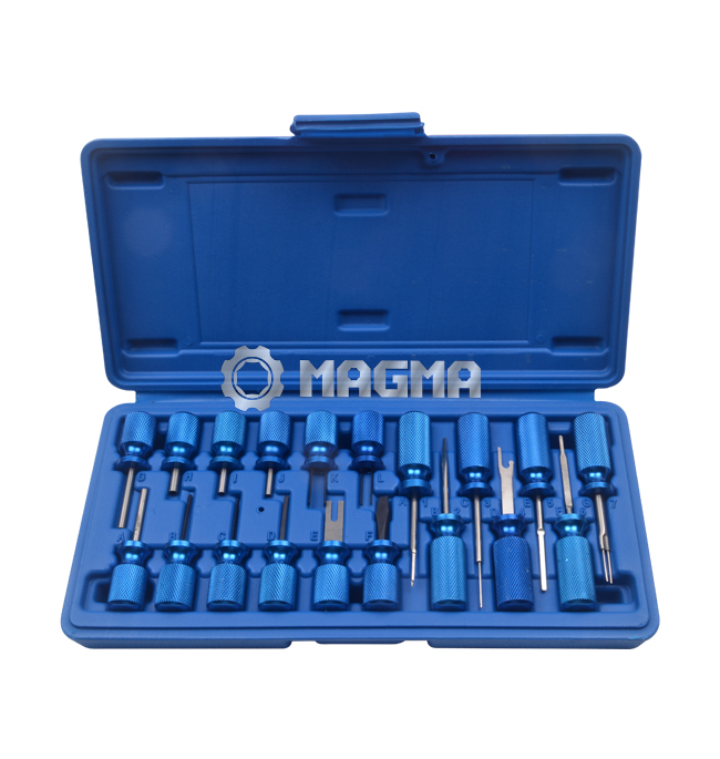 19 PCS Terminal Tool Kit Garage Tools (MG50932)