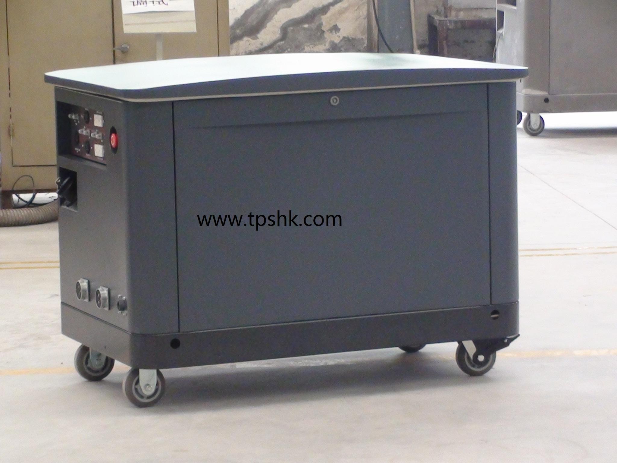 EA28T NG,LPG GASOLINE switchable genset