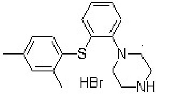 Vortioxetine HCl intermediates