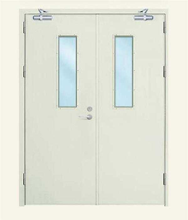 Steel insulated fire-proof door.I FXFHM01