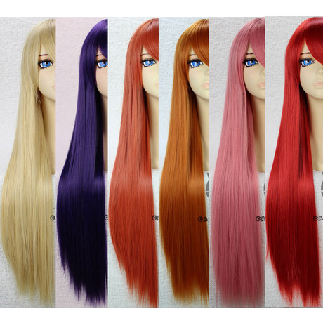 high quality full lace cosplay wig