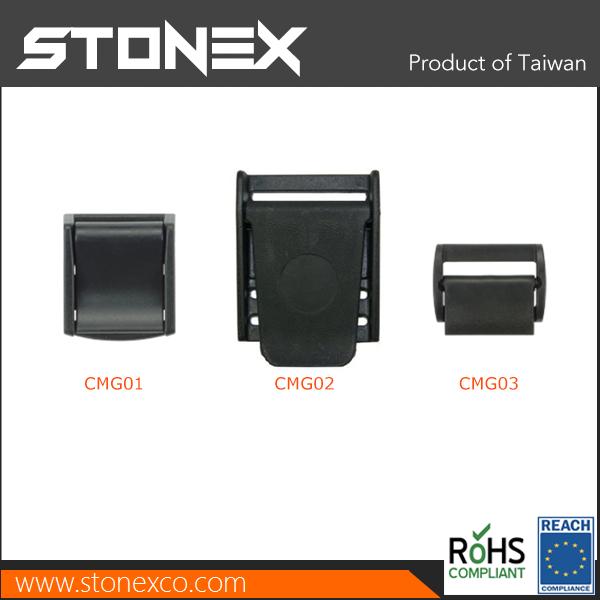 Stonex Plastic Cam Buckles webbing strap stopper for bags