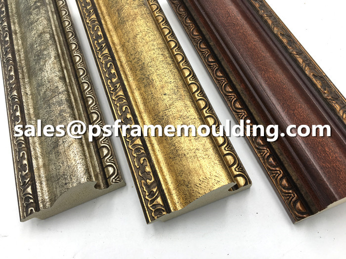 High Quality picture frame PS mouldings