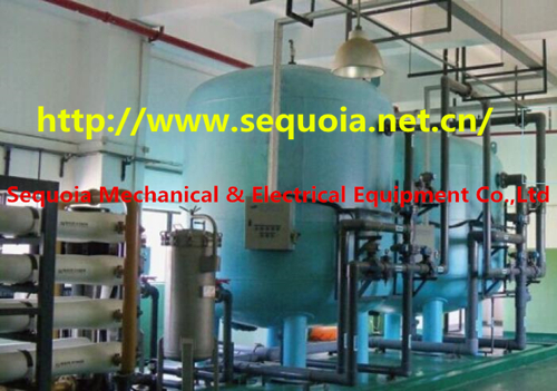 Boiler Feed Water Demineralization and Water treatment System