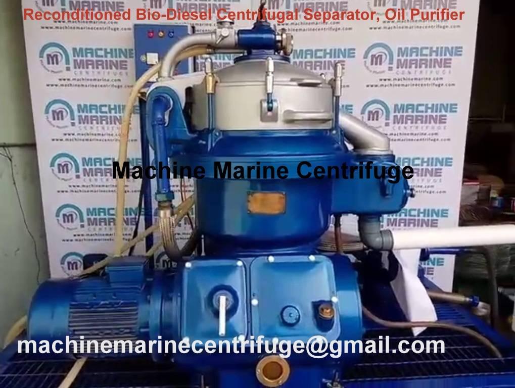 reconditioned bio diesel centrifugal separator oil purifier rh machinemarinecentrifuge en ecplaza net Centrifugal Cyclone Separators Centrifugal Separator Milk