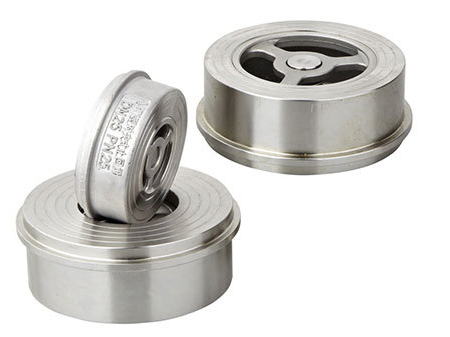 Stainless Steel Material and Water Media disco check valve