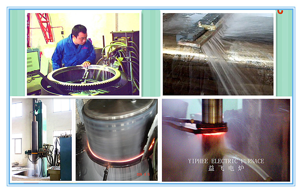 Induction Heating Treatment Furnace