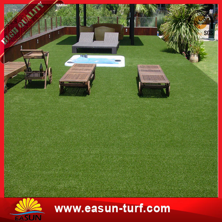 The best price Blue purple red Color Sports turf Artificial Grass-Donut