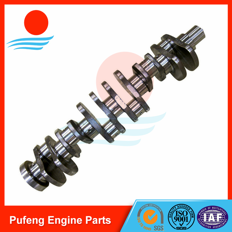 CUMMINS 6L Crankshaft forged steel material 3965010