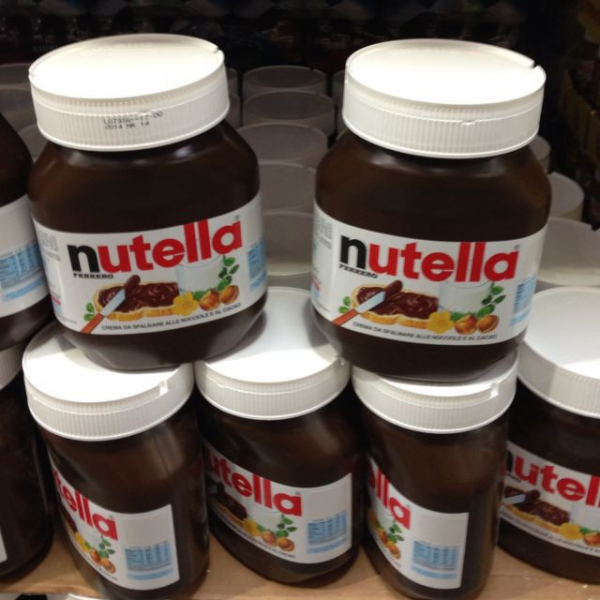 Nutella 350g 400g 600g 750g 800g available