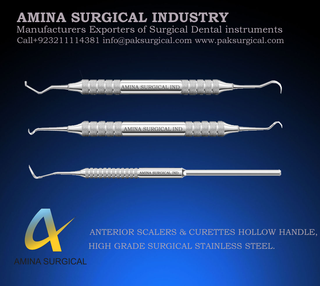 Scalers Curettes Dental Scalers