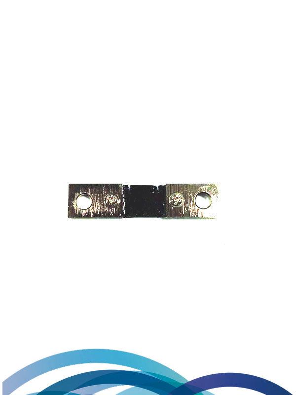 Shunt Resistor 100A 50mV Flat Shape