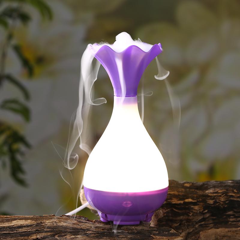 Aroma Humidifier Aroma Diffuser in Jade Vase Shape