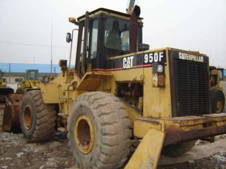 used CAT 950F Loader