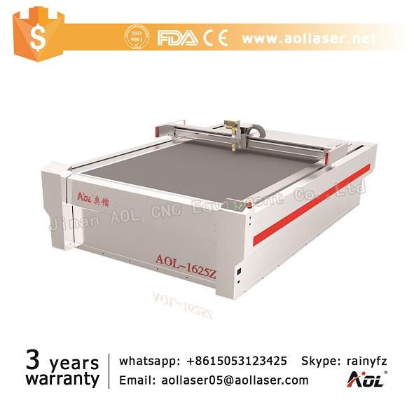 CNC Vibration Knife Cutting Machine Cutting Plotter