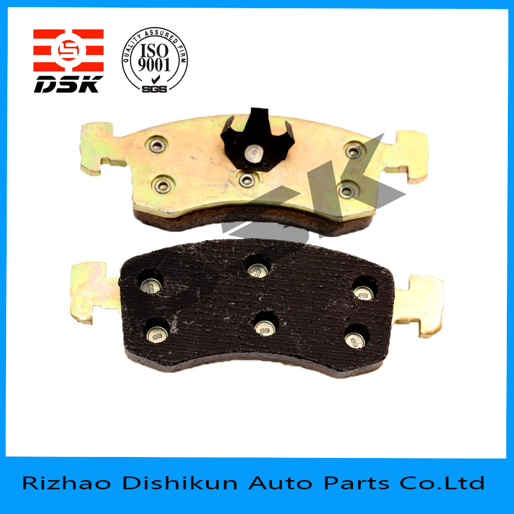 excellent quality low noise auto part brake pad 7134A-D220