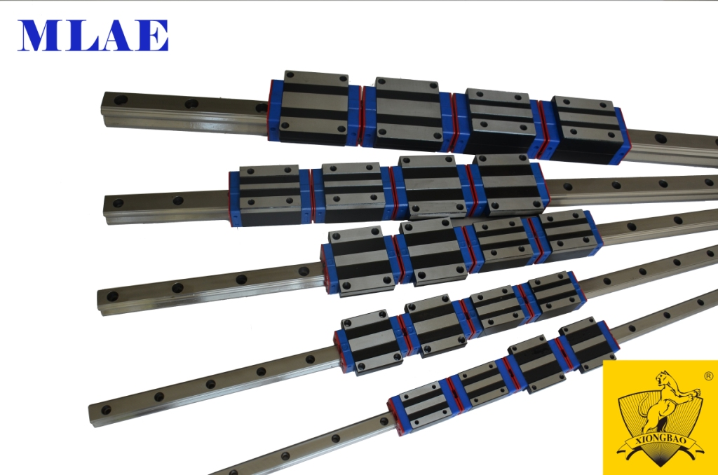 Mlae Xbd Same as Hiwin Linear Guide with Good Quality